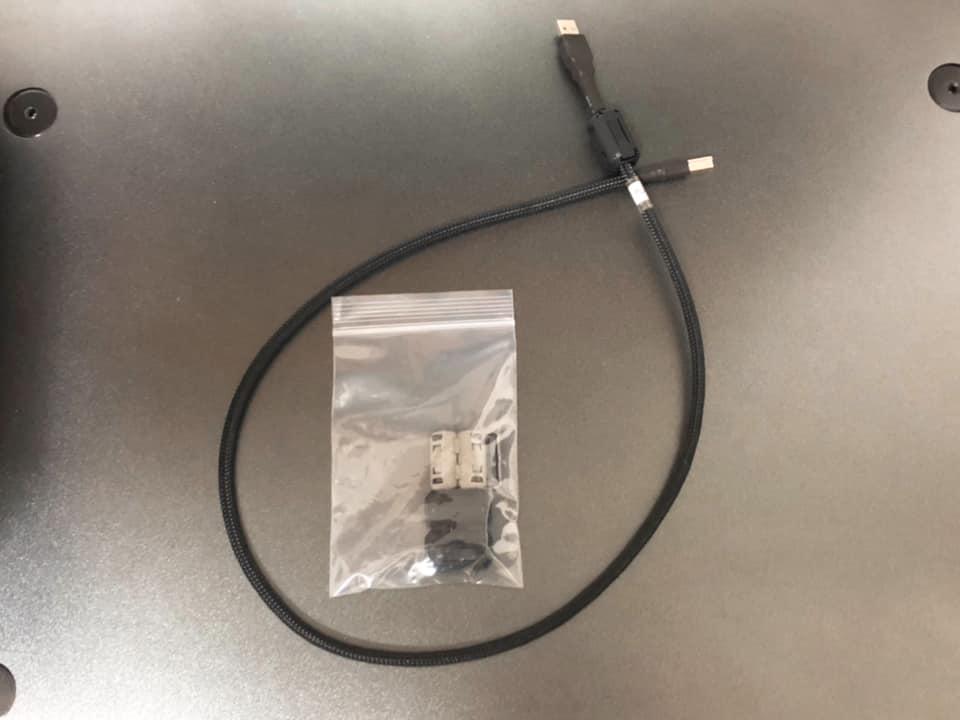 USB電源同線