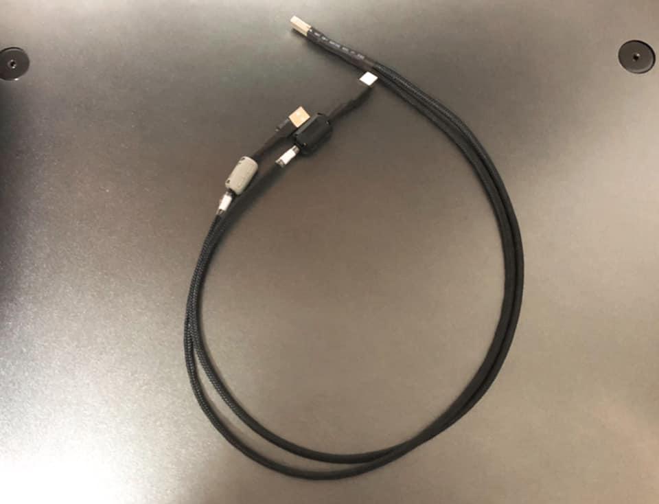 USB電源別線